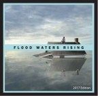 """Flood Waters Rising 2017 Edition"" Cover photo (PRNewsfoto/Tucker Carr & the Band GMO)"