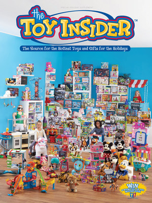 The Toy Insider Predicts Toys To Top Kids Wish Lists With