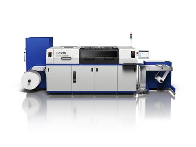 Epson SurePress L-4533 Digital Label Press