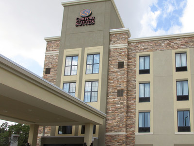 Comfort Brand Hotels Continue Weekly Hotel Openings And