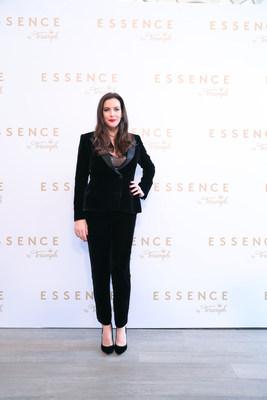 L'événement pour lancement Essence Triumph 2017 dévoile collections sophistiquées distinguées, mises vedette ambassadrice Tyler