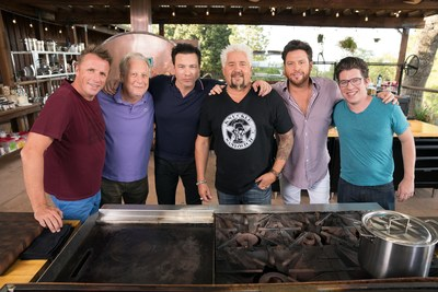 Guy Fieri Invites Chef-friends Over Sunday Cook