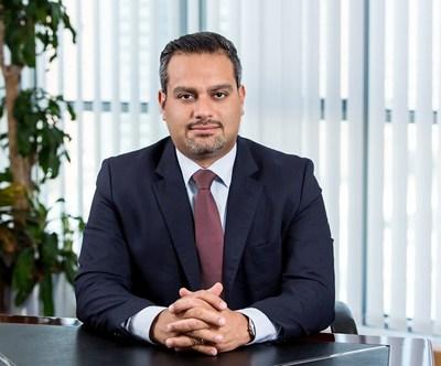 Ali Vezvaei, President and Chief Executive Officer for Middle East, Bilfinger (PRNewsfoto/Bilfinger)