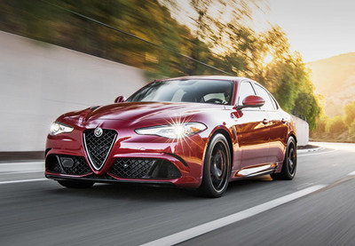 2018 MOTOR TREND Car of the Year Winner: 2017 Alfa Romeo Giulia