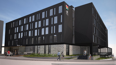 Alt Hotel St. John's (CNW Group/Groupe Germain)