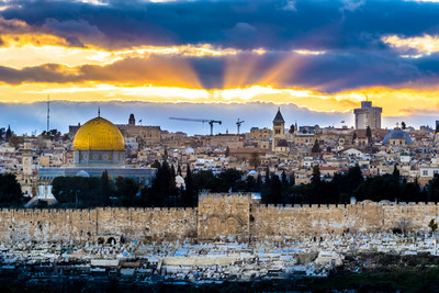 """ACLJ calls President Trump's recognition of Jerusalem as Israel's capital and plan to move US embassy there a """"bold and welcomed move."""""""
