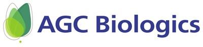 AGC Biologics logo (PRNewsfoto/CMC Biologics)