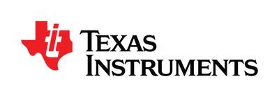 Texas Instruments Logo. (PRNewsfoto/Texas Instruments)