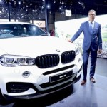 Raring To Go The New Bmw X6 Xdrive35i M Sport Launched In India