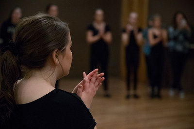 WestJet Thanks: From the heart follows young heart transplant recipient and dancer, Alyssa, as she thanks her Fredericton, New Brunswick dance community. (CNW Group/WESTJET, an Alberta Partnership)