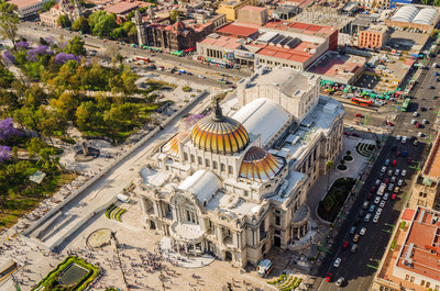 WestJet launches inaugural flights to Mexico City from Calgary and Vancouver (CNW Group/WESTJET, an Alberta Partnership)