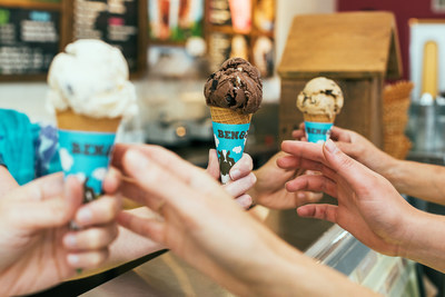 Choose your favorite flavor or try something completely new. It's your choice on Ben & Jerry's Free Cone Day, April 10, 2018.