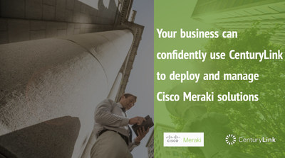 CenturyLink is first to secure certifications for all cloud and managed DNA services based on the Cisco Meraki platform, validating the highest levels of performance.