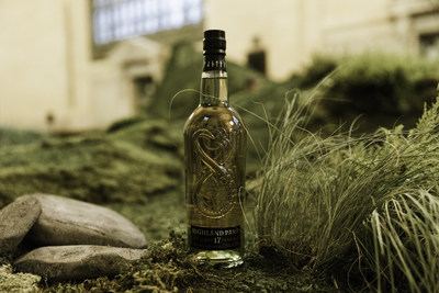 Highland Park single malt scotch whisky celebrates the launch of their latest expression, The LIGHT, with #Orkadia - an immersive installation in New York's Grand Central Terminal by landscape designer Lily Kwong.
