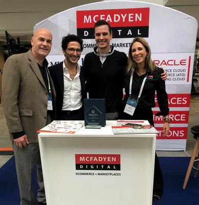 McFadyen Digital Named 2018 'SI of the Year' at the Marketplace & Platform Summit by Mirakl