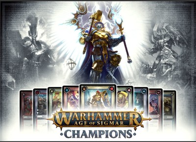 Playfusion Warhammer Age Of Sigmar Champions Is Launching