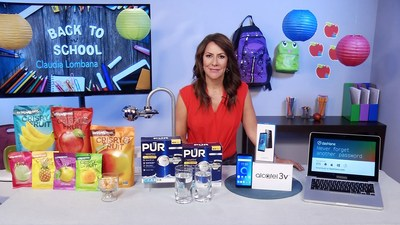 Award-winning journalist Claudia Lombana shares her best tips for back to school shopping!