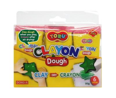 Clayon Dough