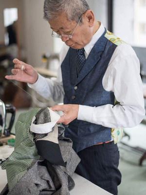 Tailoring by Mr. Hirokawa, HIROMI ASAI 19AW Collection
