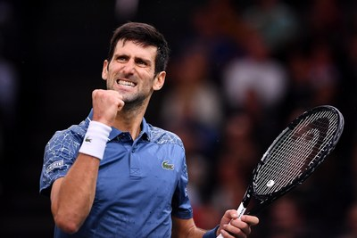 Novak Djokovic Announces Strategic Investment And ...