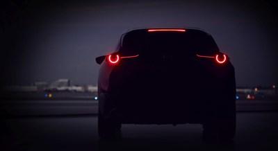 New Mazda SUV (CNW Group/Mazda Canada Inc.)
