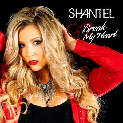 Shantel, Break My Heart. Photo Credit: Derailed Development