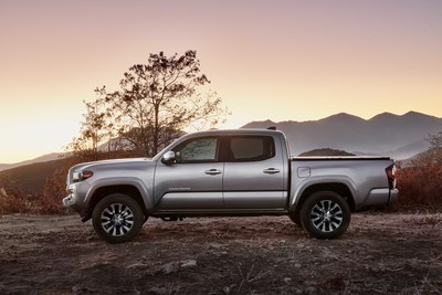 The 2020 Tacoma has more than 30 configurations in six model grades available.