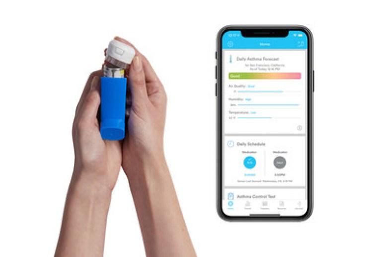 Image for Propeller Health inhaler