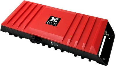 Cel-Fi GO RED - The evolved smart signal booster that delivers cellular coverage in buildings for FirstNet emergency communications.