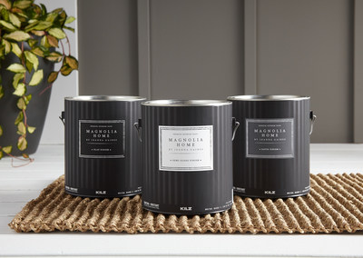 Magnolia Home By Joanna Gaines® Launches Exterior Paint