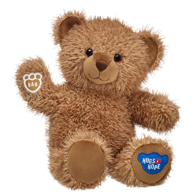 Build A Bear Launches One For One Hugs N Hope Bear To