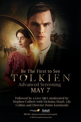 tolkien from fox searchlight