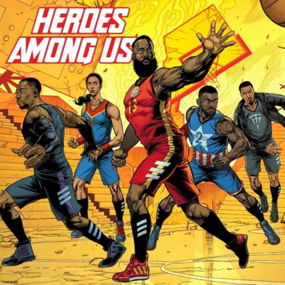 adidas and Marvel Celebrate Basketball's Mightiest Heroes With New ...
