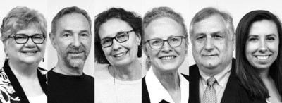 These new team members include (From L to R): Bobbe Young, Lt Col (Ret), MHA; Alberto Salvatore, AIA, NCARB, EDAC; Jacqueline Royer, AIA, NCARB, LEED AP; Lynn Drover, NCIDQ, AAHID; Donald Luoni; and Erin Pleasants.