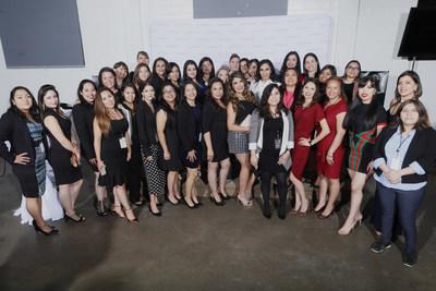 """Century 21 Real Estate y la Hispanic Heritage Foundation celebran a las agentes de bienes raíces de Houston más recientes con el programa de becas """"Empowering Latinas"""""""