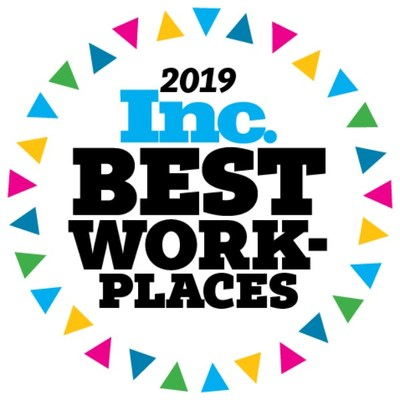 Modern Messaged selected by Inc. for Best Workplaces of 2019.