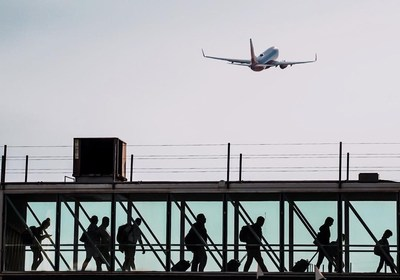 ONT continued to post strong passenger traffic gains in April.