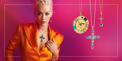 The Magic of Jewellery - THOMAS SABO presents its first campaign with new global brand ambassador Rita Ora. Known for her unique, creative and individual style mix, the singer will be the face of the THOMAS SABO world for the next two years. The THOMAS SABO Autumn/Winter Collection 2019 can be discovered from 15 July 2019.