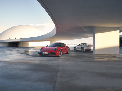 (PRNewsfoto/Porsche Cars North America, Inc.)