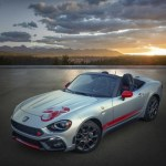 Fiat Introduces New Scorpion Sting Graphics For 124 Spider Abarth