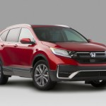 2020 Honda Cr V America S Most Popular Cuv Gets New U S Built Hybrid Electric Version Standard Honda Sensing And Freshened Styling