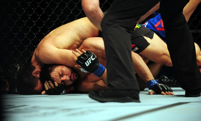 demian maia carlos condit ufc on fox 21