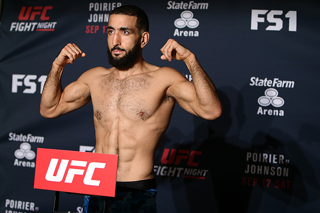 ufc fight night 94 belal muhammad