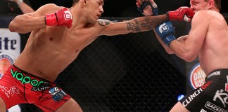 Bellator 166 eduardo dantas joe warren