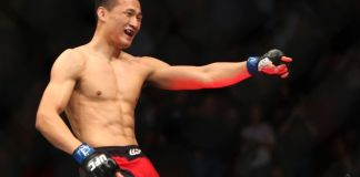 ufc fight night 104 chan sung jung