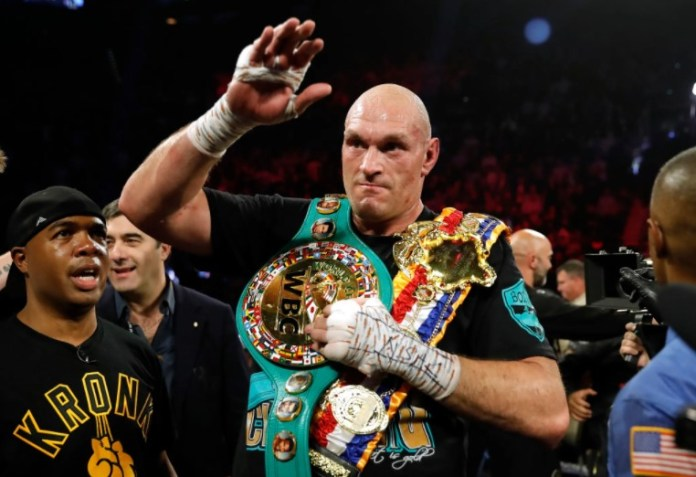 Tyson Fury's father says his son will struggle in MMA when he leaves boxing – Marseille News