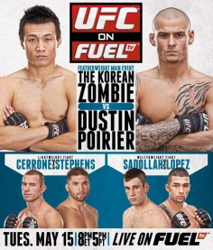 Pôster do UFC On FUEL TV 3