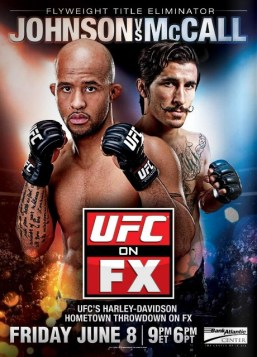 Pôster do UFC On FX 3