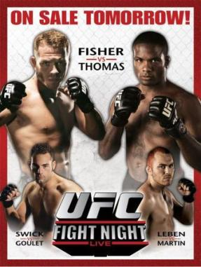 UFC_Fight_Night_11_Poster