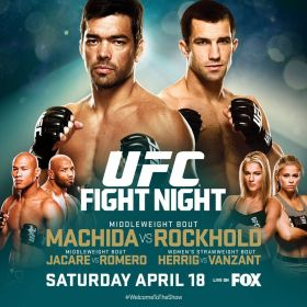 Pôster do UFC On FOX 15